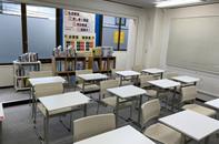 江曽島校自習室